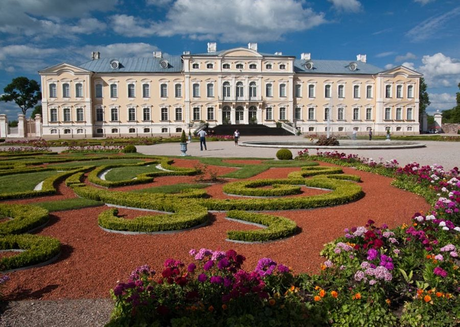 Visit This Baroque Palace And Take A Guided Tour Including