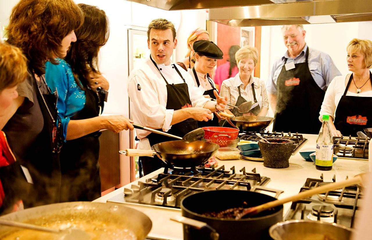 Interactive Cooking Workshop