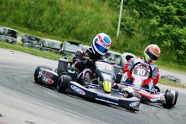 Outdoor Go-Karting