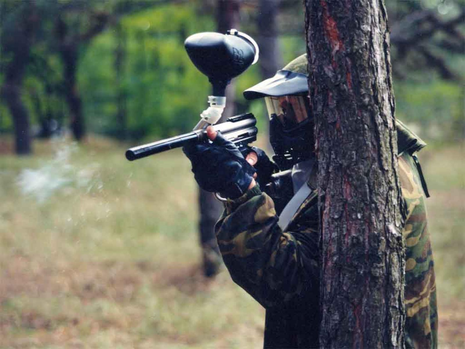 Image result for paintball game